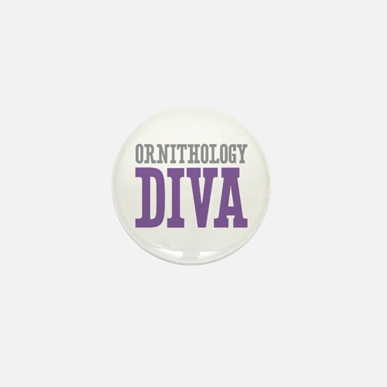 Ornithology DIVA Mini Button