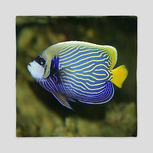 Fish002 Queen Duvet