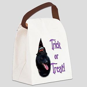 SchipperkeTrick Canvas Lunch Bag