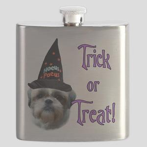 Shih TzuTrick Flask
