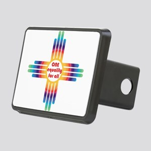 New Mexico one equality Hitch Cover