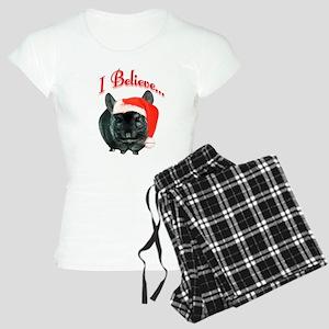 Chin2IBelievedark Women's Light Pajamas