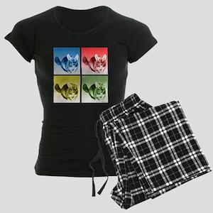 ChinchillaPop Women's Dark Pajamas