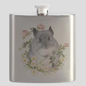 ChinRose Flask