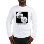 Continental Drift Ends in Disaster Long Sleeve T-S