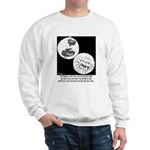 Continental Drift Ends in Disaster Sweatshirt