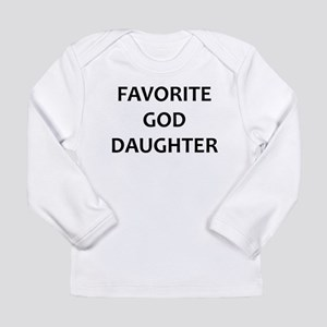 Favorite God Daughter Long Sleeve T-Shirt