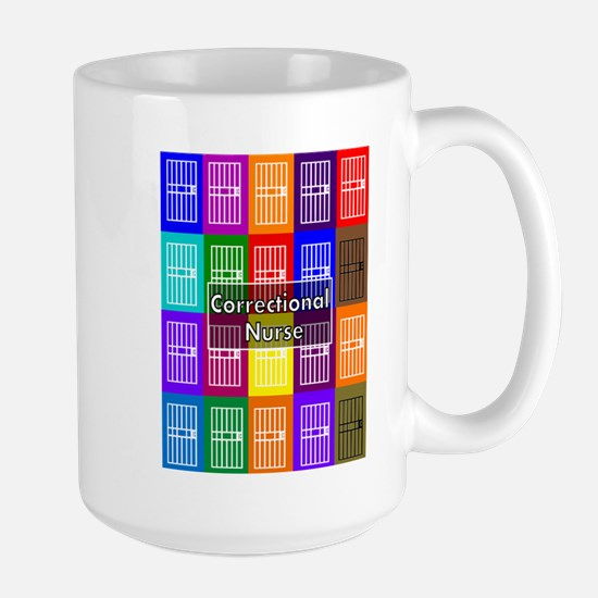 Correctional Nurse 6 Mugs