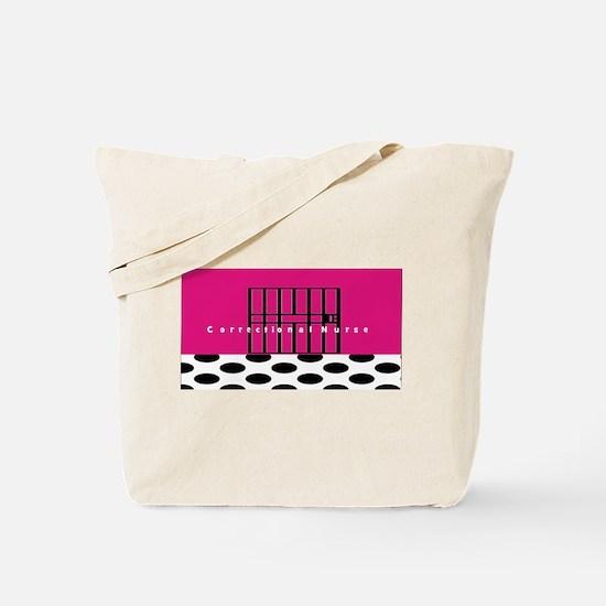 correctional nurse 1 Tote Bag
