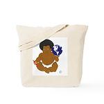 BLANKET BABY Tote Bag
