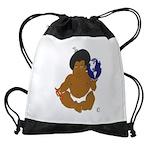 BLANKET BABY Drawstring Bag