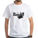 black card color baby T-Shirt