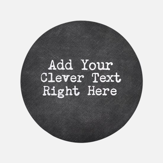 "Add Text Background Chalkboard 3.5"" Button"