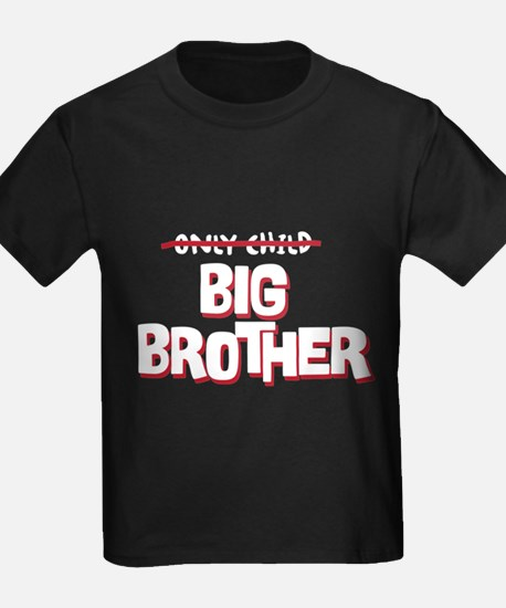 ONLY CHILD NOW BIG BROTHER T-Shirt