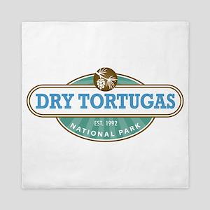 Dry Tortugas National Park Queen Duvet
