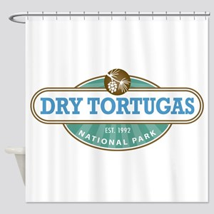 Dry Tortugas National Park Shower Curtain