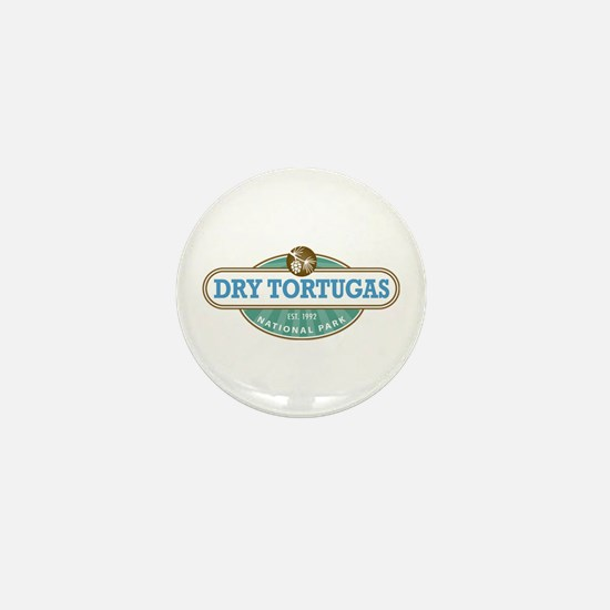 Dry Tortugas National Park Mini Button