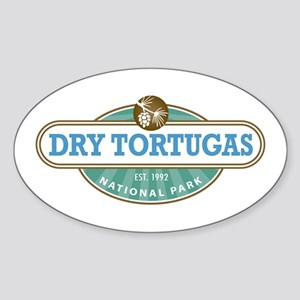 Dry Tortugas National Park Sticker