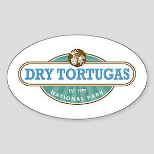 Dry Tortugas National Park Sticker