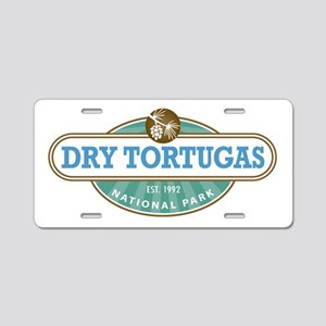 Dry Tortugas National Park Aluminum License Plate