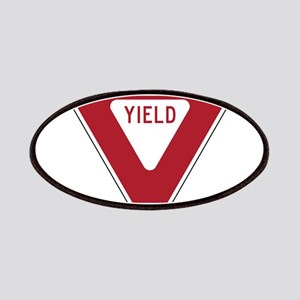 Yield Sign Patches