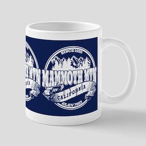 Mammoth Mtn Old Circle Blue Mug
