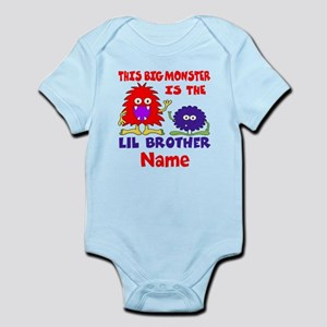 Little Brother Monster Body Suit