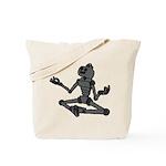 Serene Robot Tote Bag