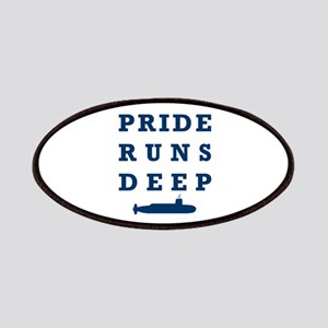 Pride Runs Deep with Submarine Patches