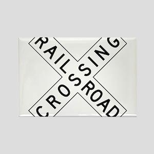 Rail Road Crossing Magnets