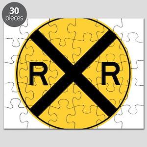 Rail Road Crossing Puzzle