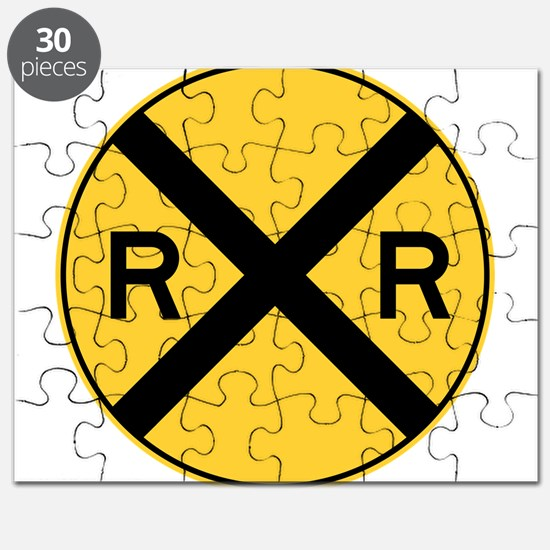 Rail Road Crossing Puzzle