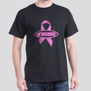 Winning Against Cancer Dark T-Shirt