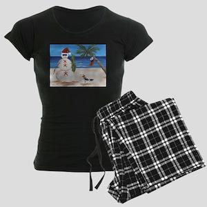 Christmas Beach Sandman Pajamas