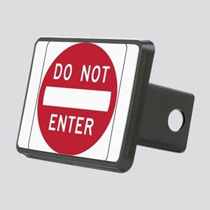Do Not Enter Hitch Cover