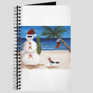 Christmas Beach Sandman Journal
