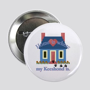 """Keeshond Gifts 2.25"""" Button (10 pack)"""