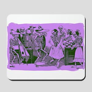 Antique Jose Posada Dance Of The Skeletons Print M