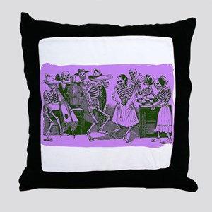 Antique Jose Posada Dance Of The Skeletons Print T