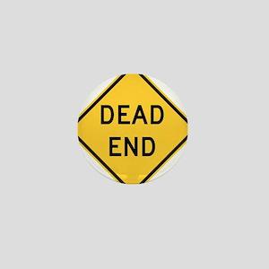 Dead End Mini Button