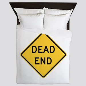 Dead End Queen Duvet