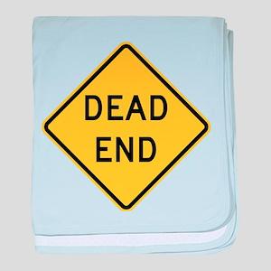 Dead End baby blanket