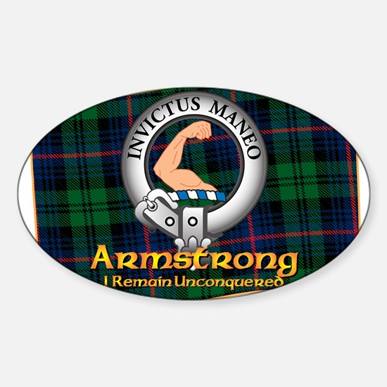 Armstrong Clan Decal