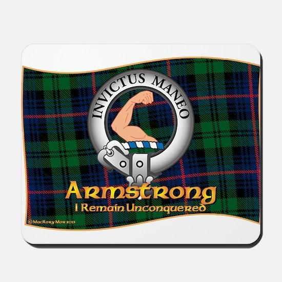 Armstrong Clan Mousepad