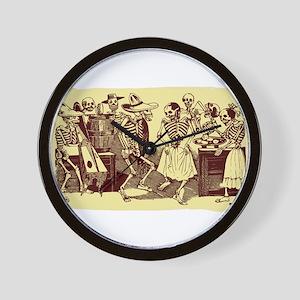 Antique Jose Posada Dance Of The Skeletons Print W