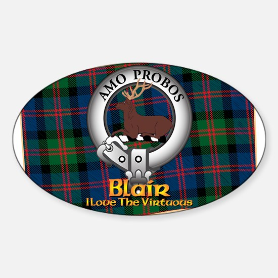 Blair Clan Decal