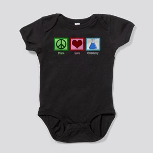 Peace Love Chemistry Baby Bodysuit