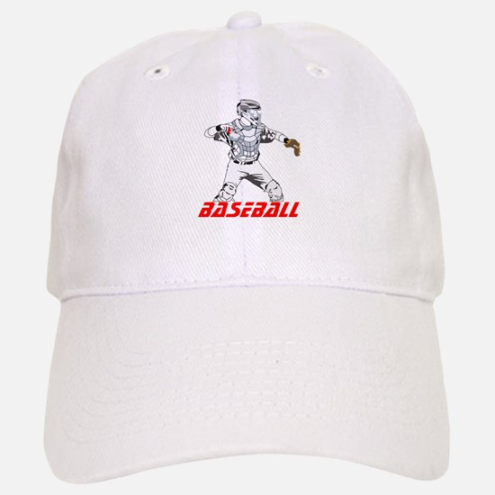 Catcher Baseball Baseball Baseball Cap
