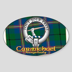 Carmichael Clan Sticker
