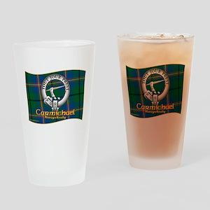 Carmichael Clan Drinking Glass